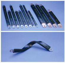 Isolerade strömflätor - anpassade för anslutning på effektbrytare