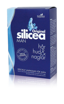 NYHET - Octean lanserar kosttillskott för håret speciellt anpassat för mannens behov