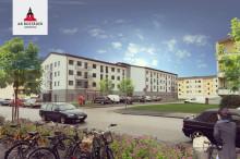 Byggstart för Tusenfotingen i Lidköping