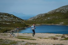BUFF Fjällmaraton –  tuff utmaning i dramatisk fjällmiljö