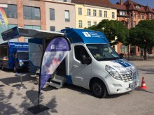 Beratungsmobil der Unabhängigen Patientenberatung kommt am 25. Oktober nach Brandenburg an der Havel.