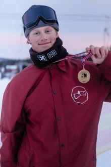 Olimstad til X Games etter NM-gull