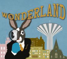 Wonderland – ett visuellt landskap