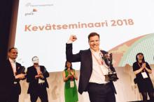 Unisport on valittu Pääomasijoittajien ja PwC:n Kasvunrakentaja 2018 -kilpailun voittajaksi!