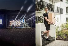 Fynda nya vårskor och tävla om Sweden Rock-biljetter hos Procurator i Borlänge