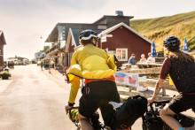 Nu åbner den nye cykelrute i Skåne