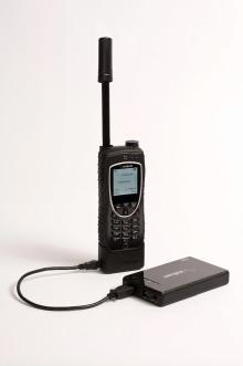 Iridium AxcessPoint - Wi-Fi hotspot via satellittelefon