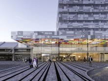 Göteborg Landvetter Airport expanderar terminalbyggnad i norr