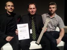 3bits Årets tillväxtföretag i Göteborg 2012