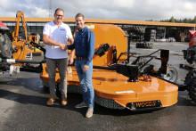 Trejon presenterar ny agentur för rotorklippare