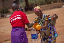 Extrem torka i östra Afrika –  ökad risk för övergrepp mot kvinnor och flickor
