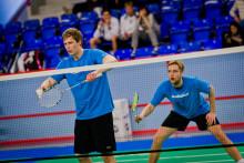 Silver till Stockholmsstudenter i Student-EM i badminton