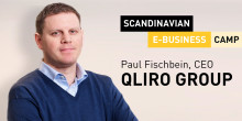 Paul Fischbein från Qliro Group kommer till Scandinavian E-business Camp 2016