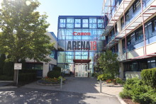 Snart går startskuddet for Canons Arena-18