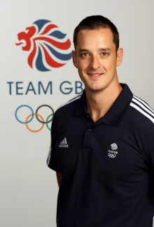 RAF Technician narrowly misses out on Olympic medal