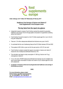Key points of the press release at-a-glance