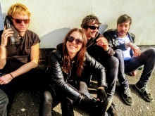 LUCY AND THE RATS: London Power Punks Drop Debut Album | Dirty Water Records