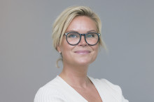 Lisa Renntun ny chef  för affärsområdet Medlem