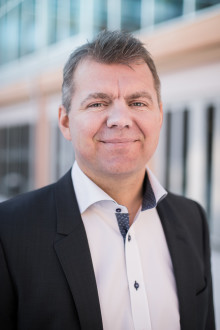 Per Alfredsson ny chef för AstraZenecas produktionsenhet i Södertälje