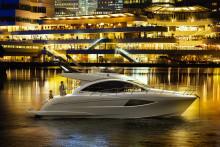 「シースタイルプレミアム」 の運用開始 プレミアムボート「EXULT 36 Sport Saloon」が利用できるチャータープラン