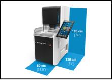 Med DATRON neo får man snabbt och enkelt tillgång till höghastighetsfräsning (high speed milling).