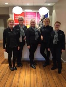Synoptik öppnar tre butiker i Värmland och inviger tre glasögoninsamlingar till Optiker utan gränser