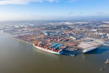 Ingen containerbrist i Göteborgs hamn