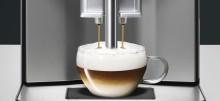 Kompakt kaffeglede - Siemens lanserer ny espressomaskin i EQ-serien