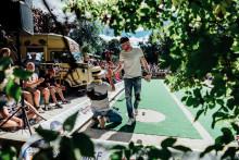 Franska festivalen La Majonnaise gör boule till folkfest
