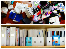 Downsizing Part 1:  We have more clutter than we think - here's why