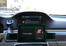 """Storskaligt testevent i verklig trafikmiljö av EU-projektet """"Drive C2X"""""""