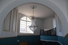 Teaterbiografen i Sunne är nu snart renoverad