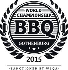 Grill & BBQ VM 2015 väljer Avisita som officiell bokningspartner