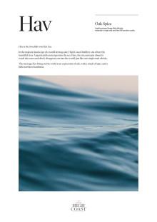 HAV - Origins product sheet english