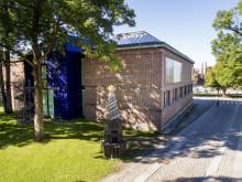 Trondheim kunstmuseum åpner hageinngangen for publikum!