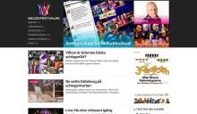 Vassare och bredare bevakning av Melodifestivalen