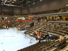 Multiarena STIGA Sports Arena, Sweden