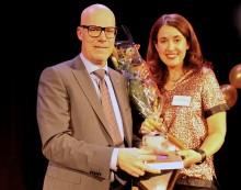 Årets Affärsnätverkare 2013: Carina Nunstedt Books & Dreams
