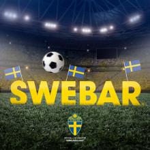 Swebar officiell leverantör till herrlandslaget i fotboll