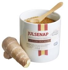 Senap + ingefära = sant – Apoteksgruppen presenterar årets julsenap