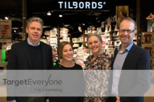 TargetEveryOne signs agreement with Norwegian retailer and wholesaler