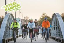 Umeå cyklar mot förstaplats