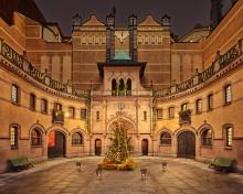 Julmarknad med Livstycket på Hallwyllska museet