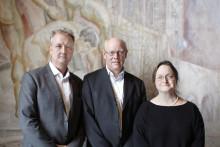 Nya stadsdirektörer i Stockholms stad