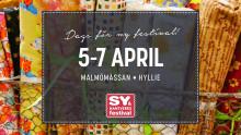 Eget skapande i fokus på Sy- och Hantverksfestivalen i Malmö