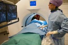 Akademiska pionjär på frysbehandling av njurtumörer