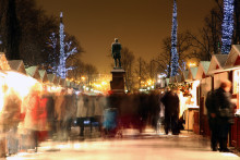 Check Out the Christmas Markets in Finland's Cities - Don't Forget to Visit Santa in Lapland!