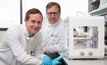 CELLINK kund- och teknikanvändare vid Newcastle University 3D Bioprintar första mänskliga hornhinnorna i banbrytande genombrott