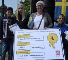 Vinnare korade i Tomelillas Minecraft-tävling