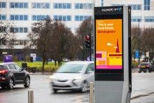 Scientists work with BT to measure air pollution in Birmingham